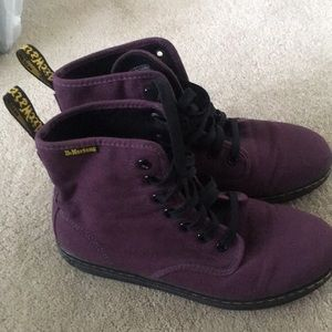Dr.martens high tops